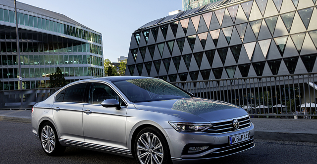 Passat Gets Refined For 2020