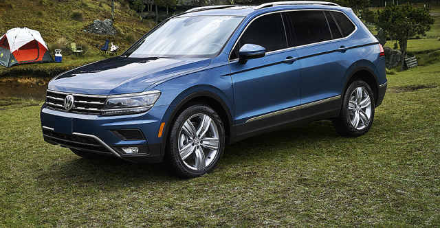 Tiguan: Spacious, Tech-Savvy For 2020
