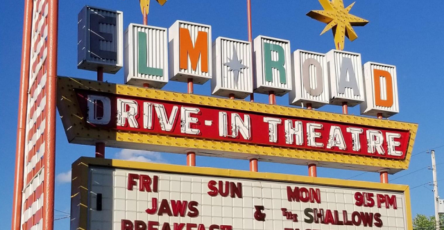 Drive-In Cure For Your Family's Stay-At-Home Blues