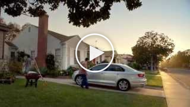 "Volkswagen Jetta ""There Comes a Time"" Commercial"